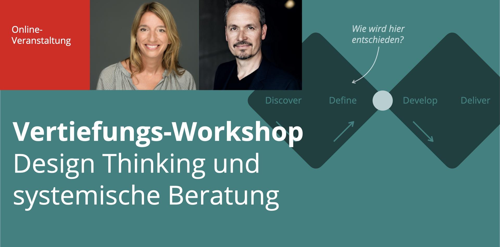 Vertiefungs-Workshop Design Thinking und Systemische Beratung
