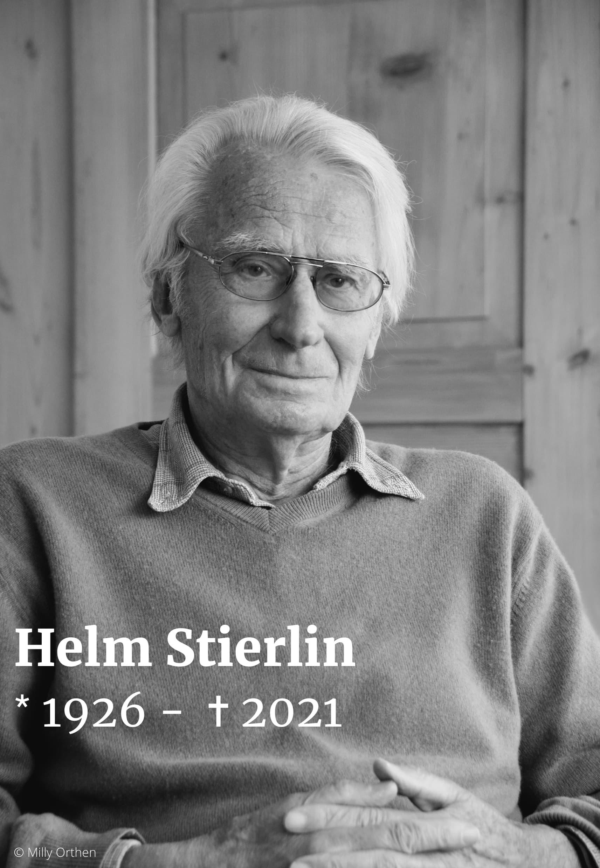 Nachruf auf Helm Stierlin